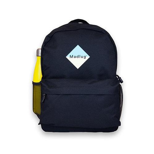 Black Madlug School Bag