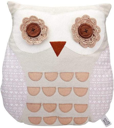 Sass & Belle Maya Owl Cushion