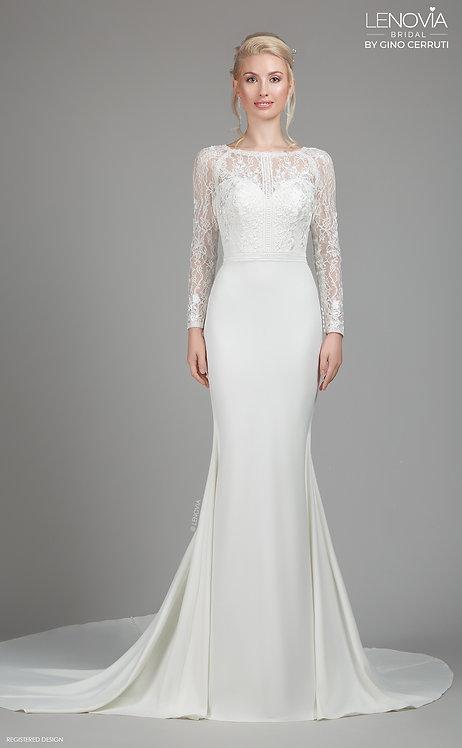 Lenovia Gown 2222 Size 12