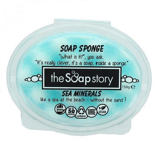 The Soap Story Massaging Sponge - Sea Minerals
