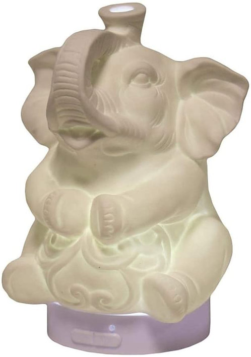 Aroma Elephant LED Ultrasonic Electric Essential Oil Diffuser