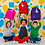 Thumbnail: Purple Kids Backpack