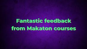 Fantastic feedback from Makaton courses