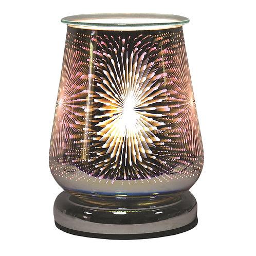 Urn 3D Electric Wax Melt Burner - Fountain