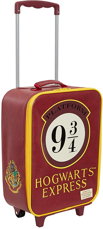 Harry Potter Carry On Suitcase Hand Luggage 4 Wheels