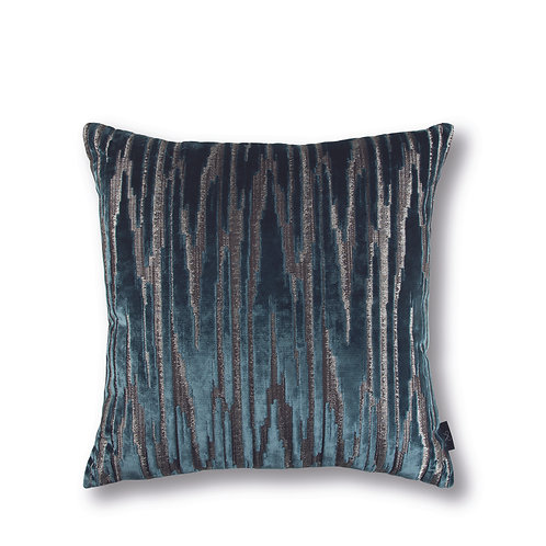 ZKARA TEAL 50CM CUSHION