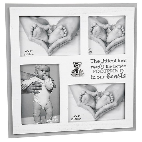 Fond Words 4 Picture Frame Baby
