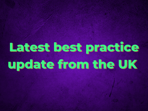 Latest best practice update from the UK – the Revised EYFS 2020