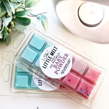 The Little Melt Company - Baby Powder Snap Bar