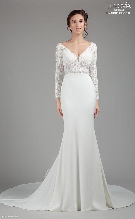 Lenovia Gown 2221 Size 12