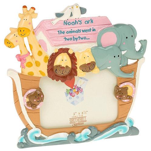 Noah's Ark Character Frame