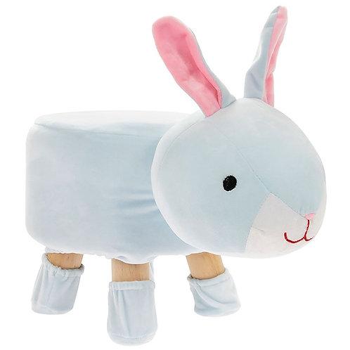 Cute Animal Footstool Rabbit
