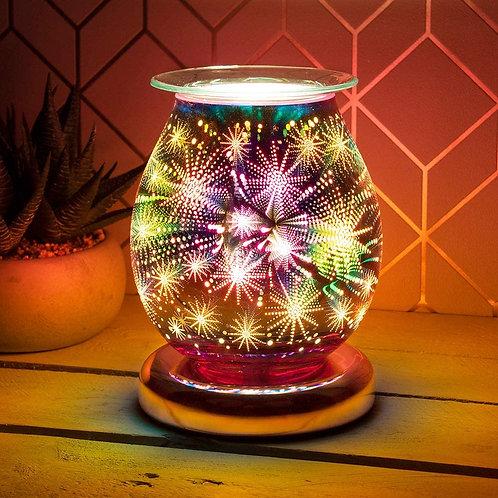 Desire Aroma Electric Wax Burner FIREWORKS Rose Gold