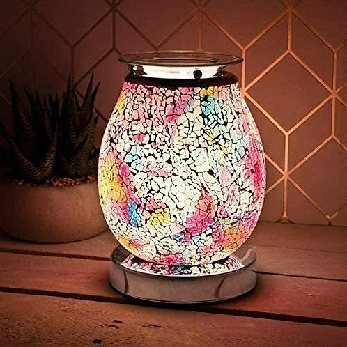 Multi Mosaic Aroma Electric Wax Melt Burner