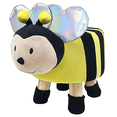Cute Animal Footstool Bee