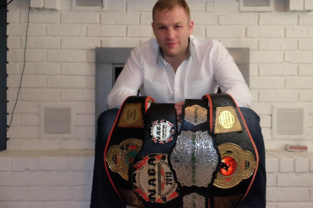 Brian Green, MMA