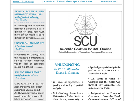 The SCU Review - Volume 1.3