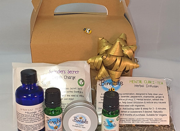 Get Well Soon Care Package Gift Box