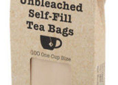 SALE: Spice Boutique Empty Paper Disposable Tea Bags
