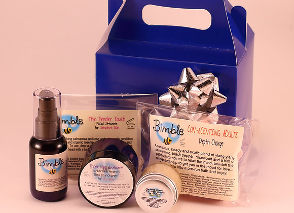Top to Toe Pamper Pack