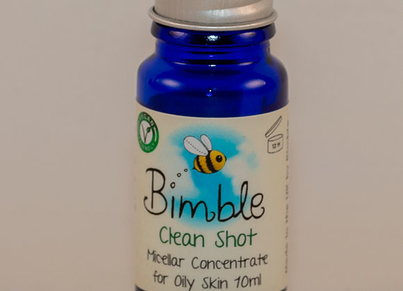 Clean Shot Micellar Cleansing System for Oily Skin