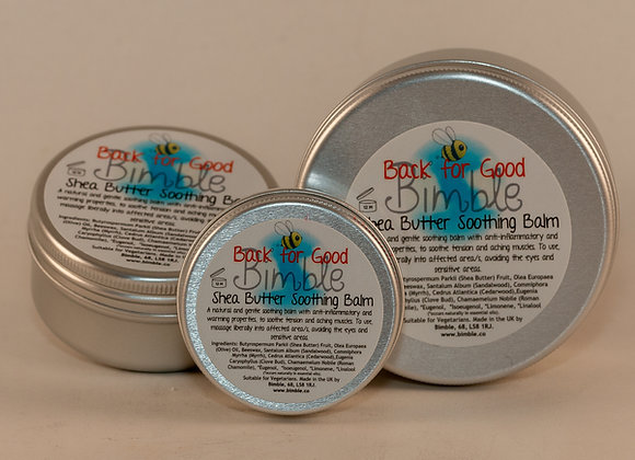 Back for Good Soothing Shea Butter Skin Balm