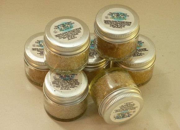 Organic Cane Sugar Lip Scrub 25g