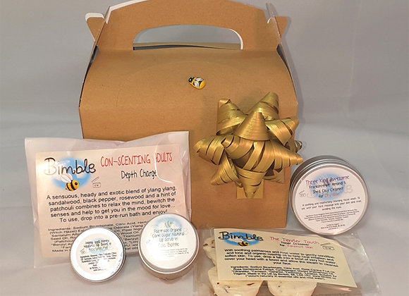 Fairy Godmother Pre-Party Pamper Gift Box