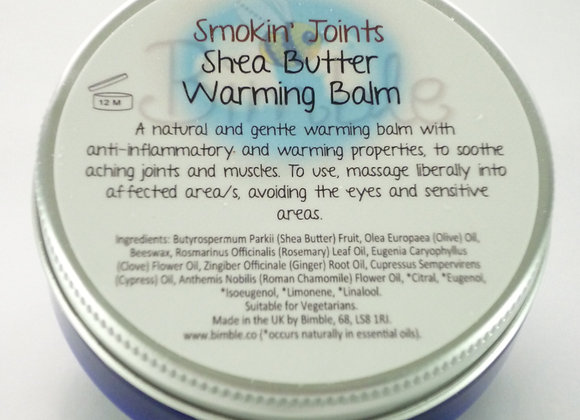 Smokin' Joints Warming Shea Butter Skin Balm
