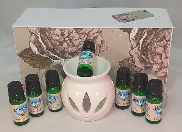 Aromabox Gift Hamper Box