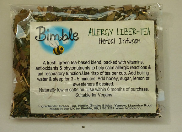 Allergy Liber-Tea Herbal Infusion