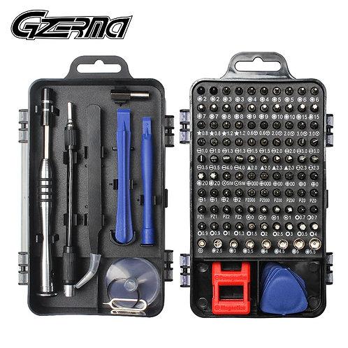 115 Piece Smartphone Repair Tool Set