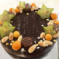 Chokolade kage
