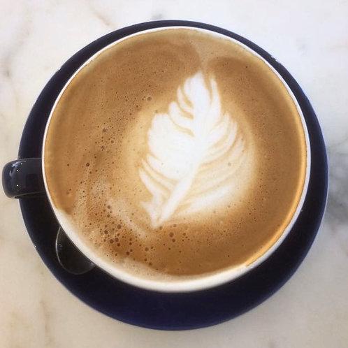 Kaffe to go ved afhentning af bestilling