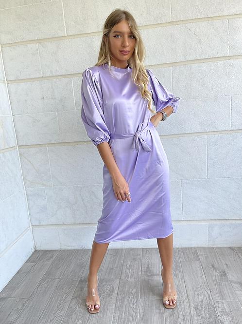 שמלת סאטן ליאל