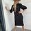 Thumbnail: שמלת TO דגם ישר נפוח בידיים