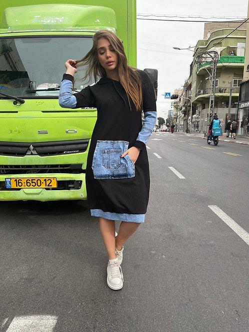 שמלת ג׳ינס סטייליסט