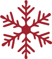 red snowflakes template .png