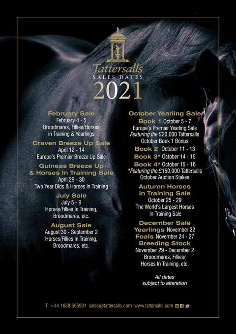 Tatts_UK|2021| Sales Dates | A4 3mm blee