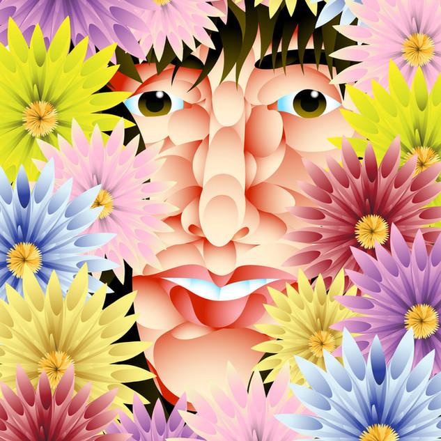 """""""Sandi, Queen of Flowers"""""""