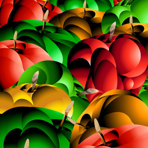 """Bushel of Apples"""