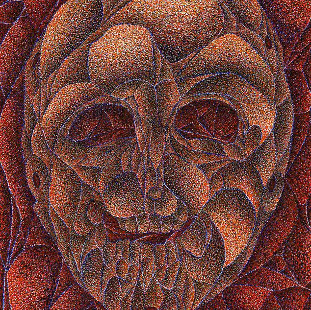 """Ancient Mask"""
