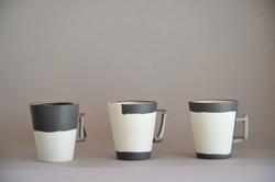 b/w mug