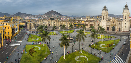 Visit Lima in 4 Days
