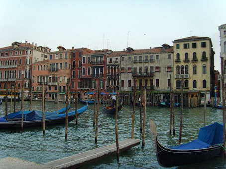 5 Tips for Travelling to Venice, Italy