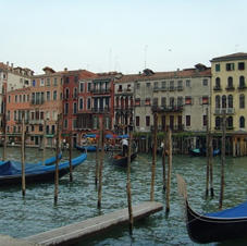 Venice Italy Grand Canale