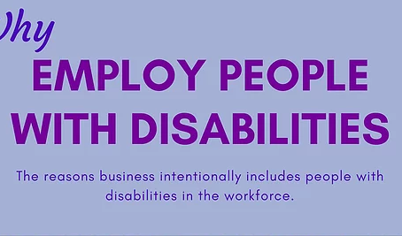 Employing People with Disabilities Stabilizes Your Entire Workforce