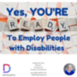 Ready or Not! Disability Awareness ig.pn