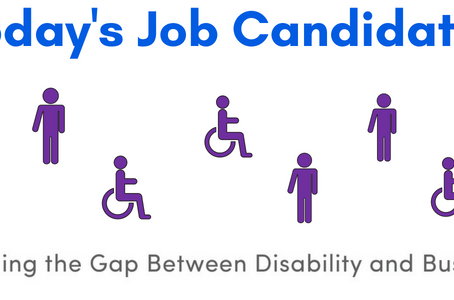 What are the odds that a job candidate has a disability?