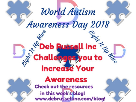Autism Awareness 2018: Light it Up Blue and Check These Resources!